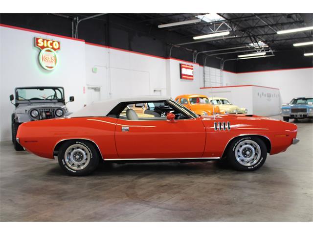 1971 Plymouth Cuda (CC-1381672) for sale in Fairfield, California