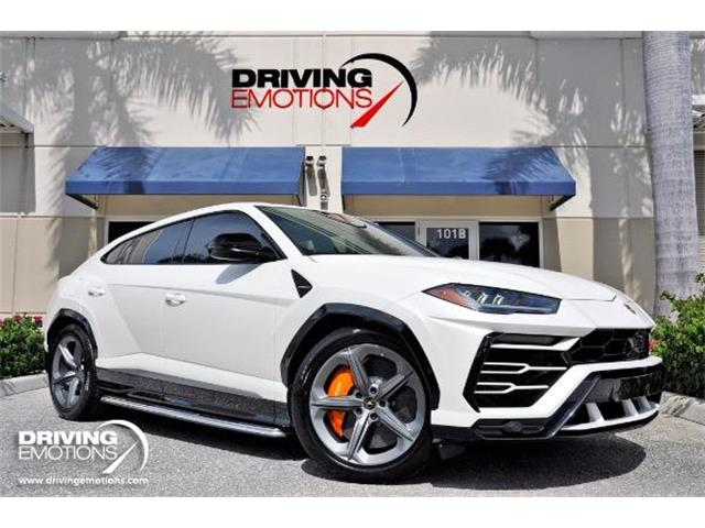 2019 Lamborghini Urus (CC-1381683) for sale in West Palm Beach, Florida