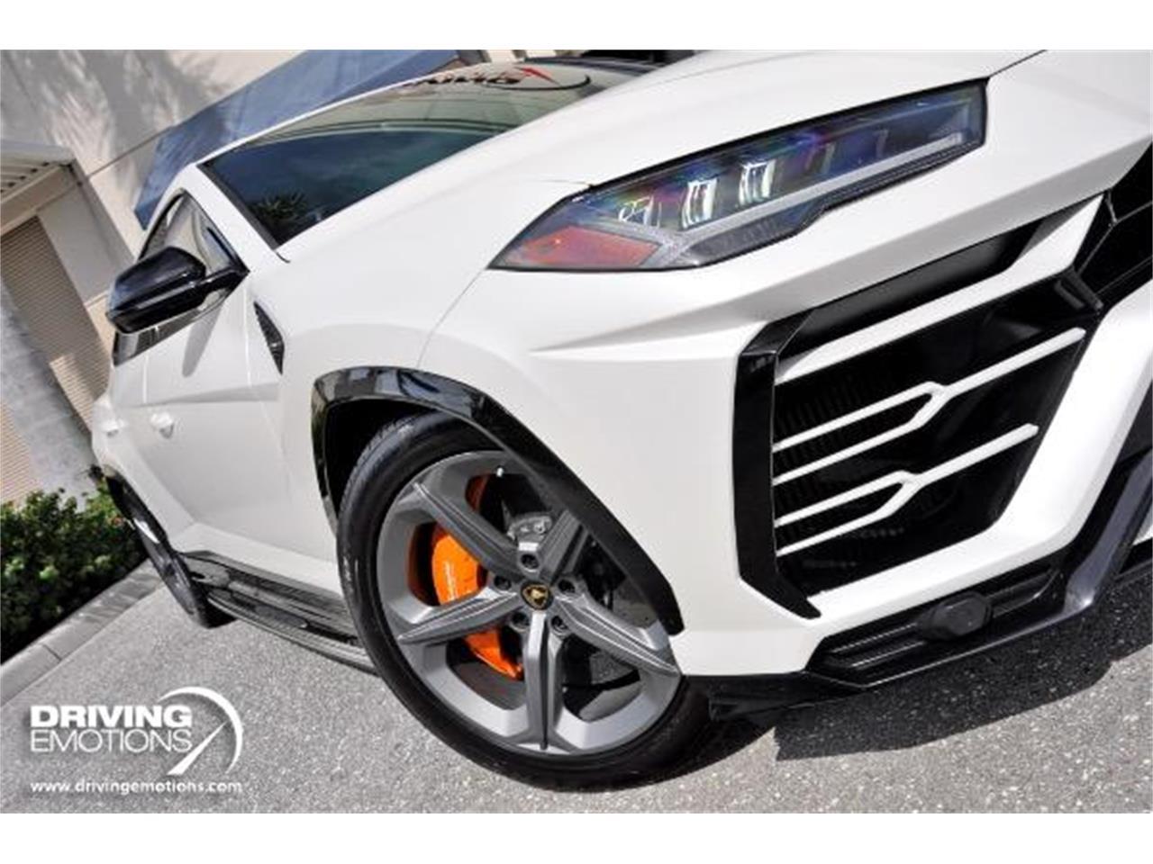 2019 Lamborghini Urus (CC-1381683) for sale in West Palm Beach, Florida