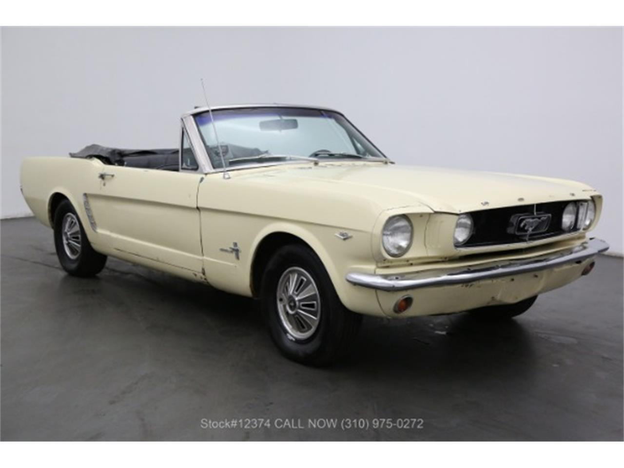 1965 Ford Mustang (CC-1380175) for sale in Beverly Hills, California