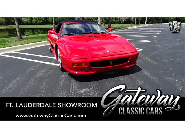 1995 Ferrari F355 (CC-1381751) for sale in O'Fallon, Illinois