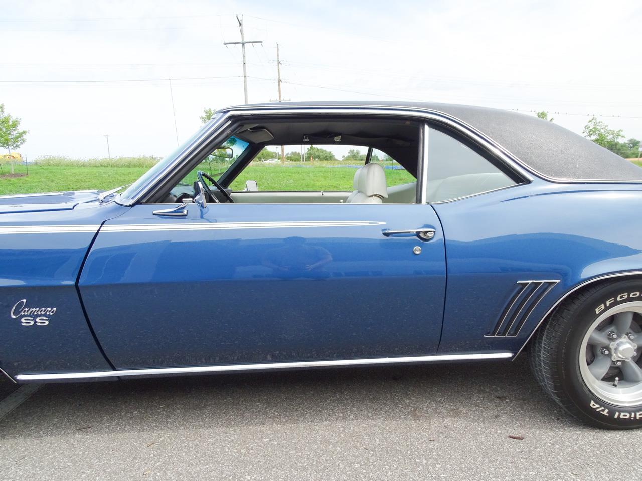 1969 Chevrolet Camaro (CC-1381753) for sale in O'Fallon, Illinois