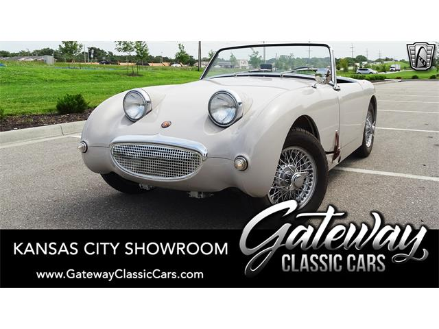 1960 Austin-Healey Sprite (CC-1381754) for sale in O'Fallon, Illinois