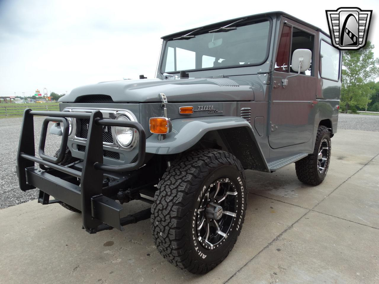 1973 Toyota Land Cruiser FJ (CC-1381756) for sale in O'Fallon, Illinois