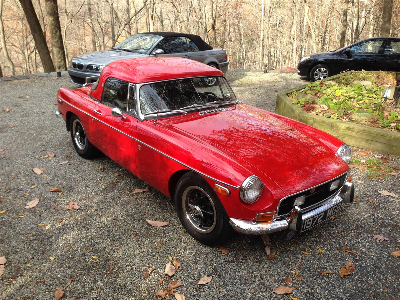 1972 MG MGB (CC-1381768) for sale in New Hope, Pennsylvania