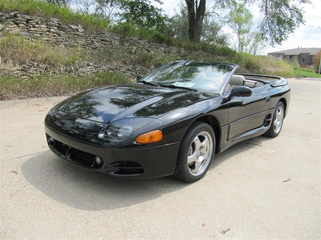 1995 Mitsubishi 3000GT VR4 (CC-1381775) for sale in Omaha, Nebraska