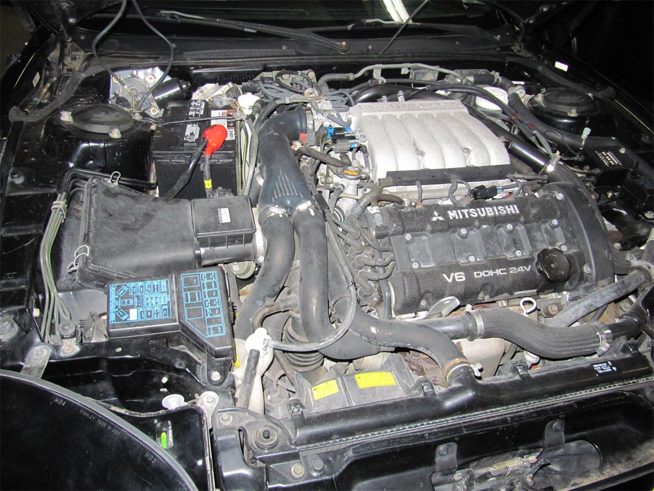1995 Mitsubishi 3000GT VR4 (CC-1381775) for sale in Omaha, Nebraska