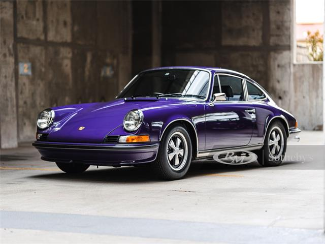 1973 Porsche 911 Carrera S (CC-1380178) for sale in Monterey, California