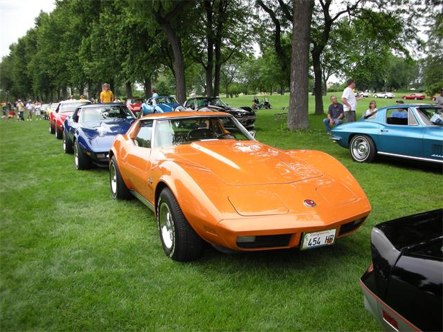 1973 Chevrolet Corvette Stingray (CC-1381789) for sale in Edwardsville, Illinois