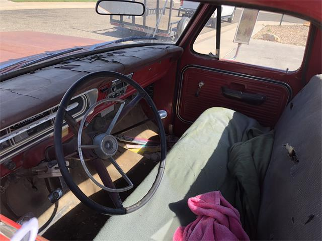 1969 Ford F100 (CC-1381792) for sale in Grand Junction, Colorado