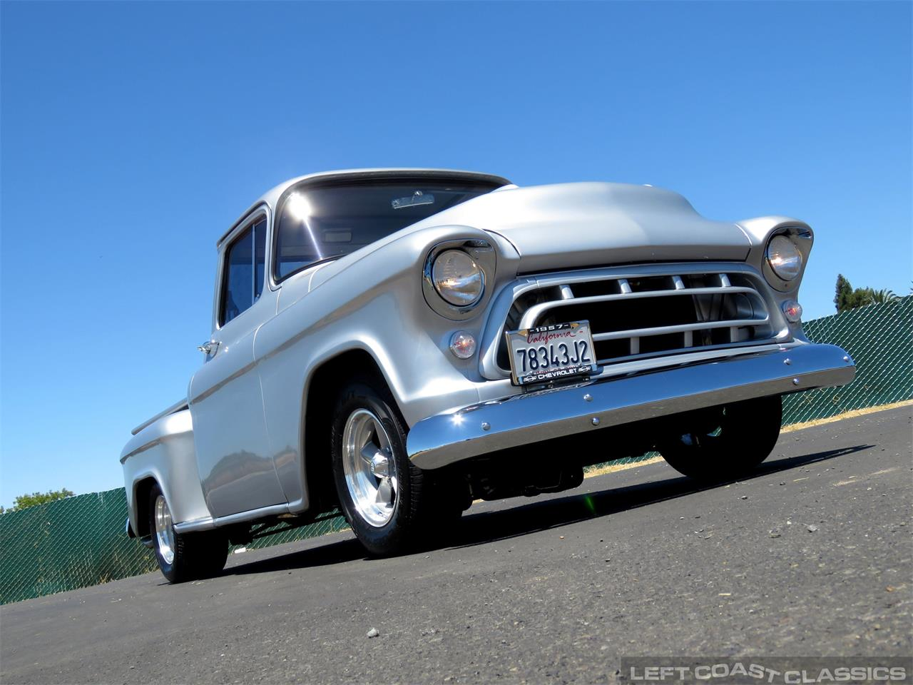 1957 Chevrolet Pickup (CC-1381794) for sale in Sonoma, California