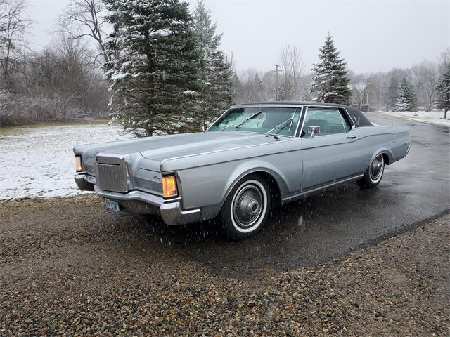 1969 Lincoln Continental Mark III (CC-1381806) for sale in Northville , Michigan