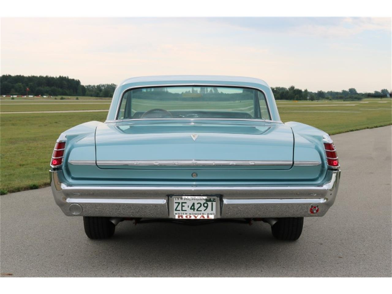1963 Pontiac Catalina (CC-1381808) for sale in lapeer, Michigan