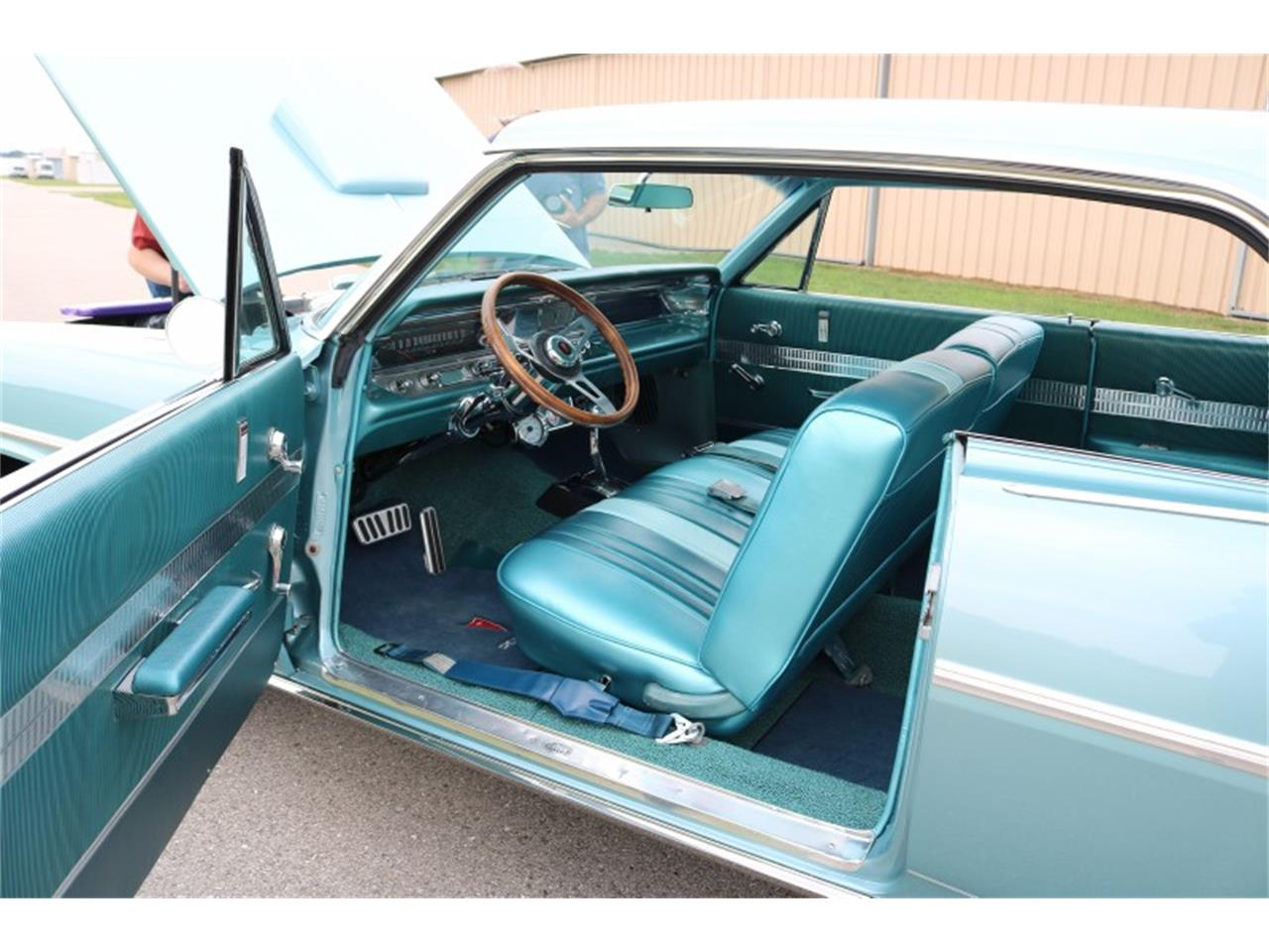 1963 Pontiac Catalina (CC-1381808) for sale in lapeer, Michigan