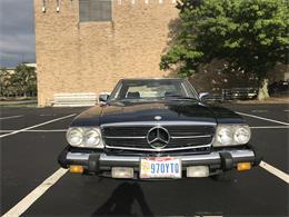 1985 Mercedes-Benz 380SL (CC-1381811) for sale in CINCINNATI, Ohio