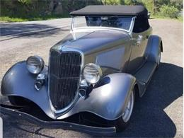 1934 Ford 2-Dr Coupe (CC-1381814) for sale in KOOSKIA, Idaho