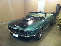 1969 Ford Mustang GT (CC-1381816) for sale in Maryville , Illinois