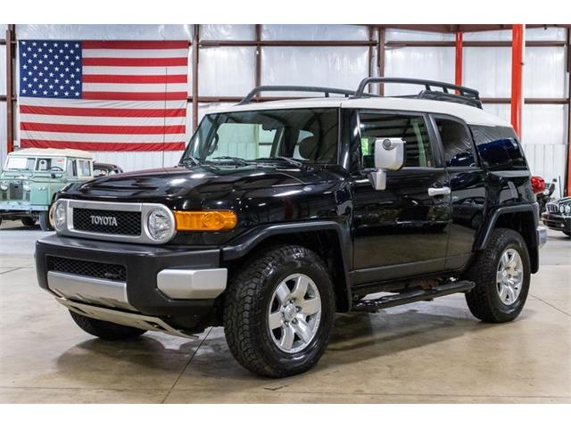 2007 Toyota FJ Cruiser (CC-1381817) for sale in Kentwood, Michigan