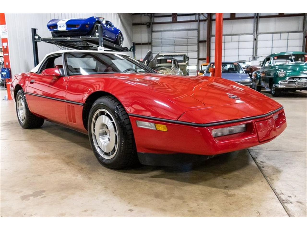 1986 Chevrolet Corvette (CC-1381818) for sale in Kentwood, Michigan
