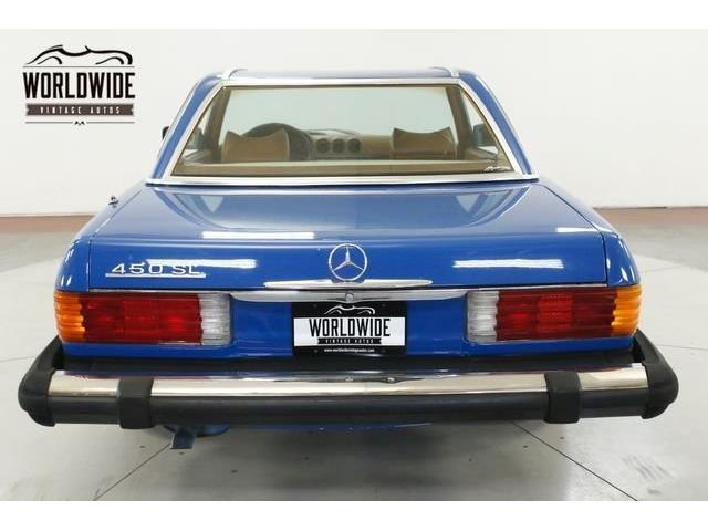 1977 Mercedes-Benz 450SL (CC-1381842) for sale in Denver , Colorado