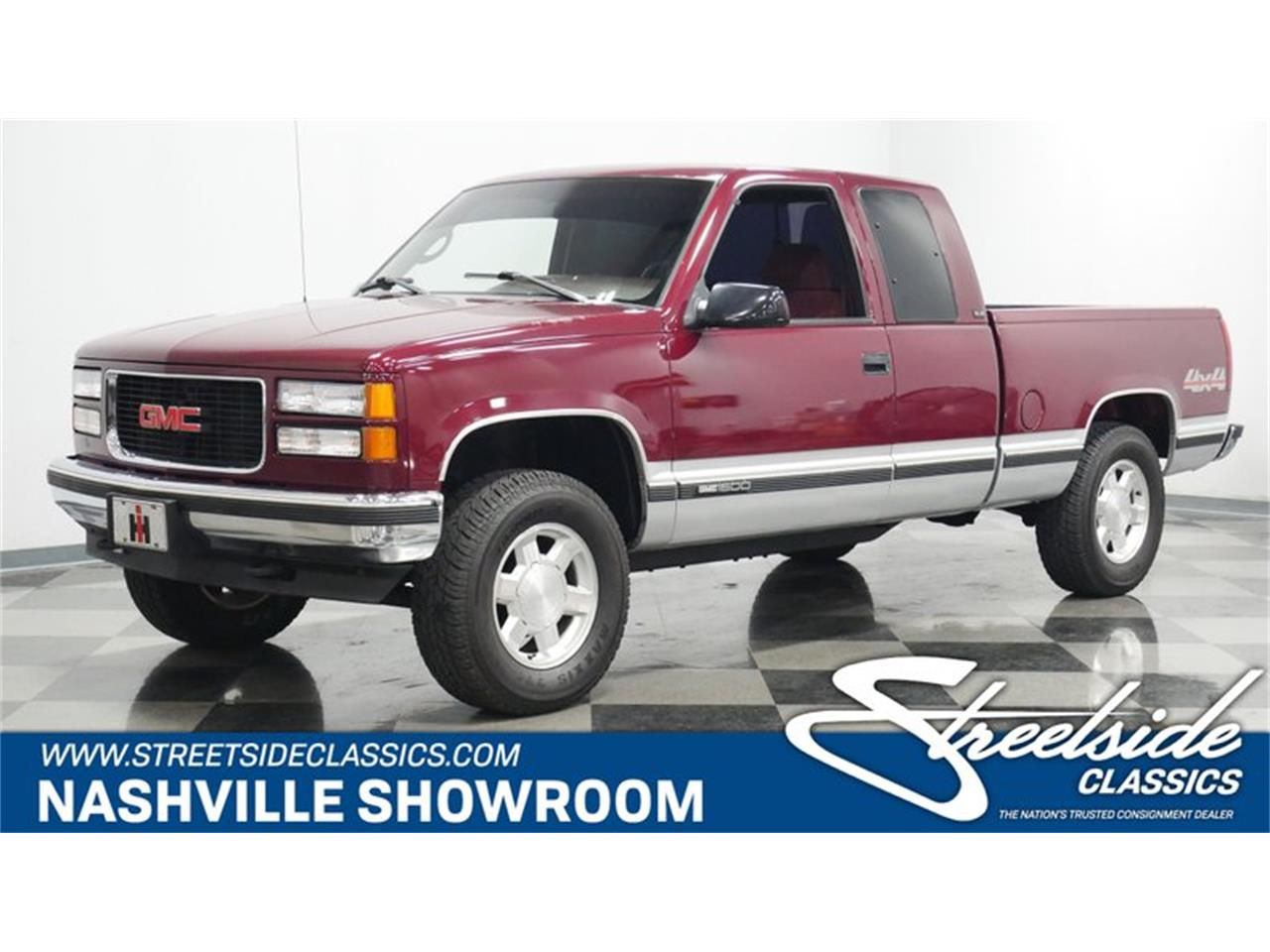 1995 GMC Sierra (CC-1381849) for sale in Lavergne, Tennessee
