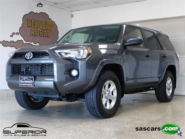 2017 Toyota 4Runner (CC-1381868) for sale in Hamburg, New York