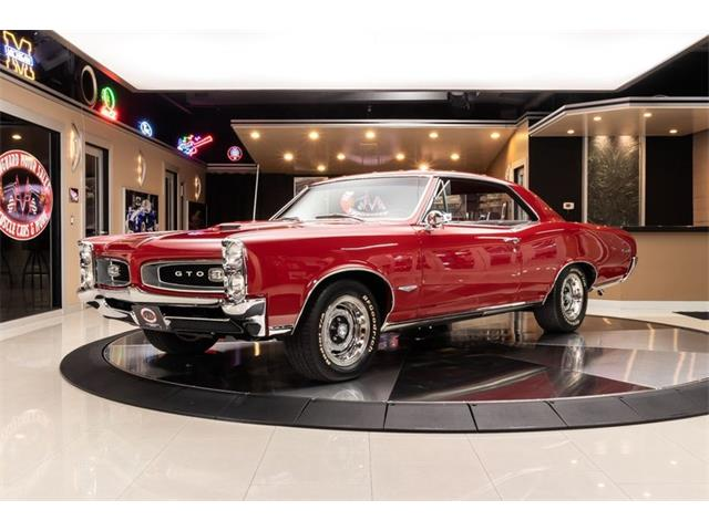 1966 Pontiac GTO (CC-1381869) for sale in Plymouth, Michigan