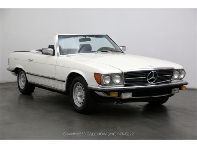 1981 Mercedes-Benz 500SL (CC-1381881) for sale in Beverly Hills, California