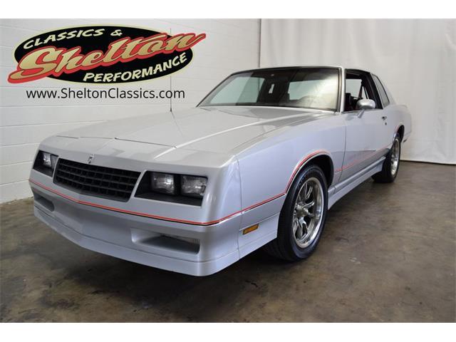 1985 Chevrolet Monte Carlo (CC-1381886) for sale in Mooresville, North Carolina