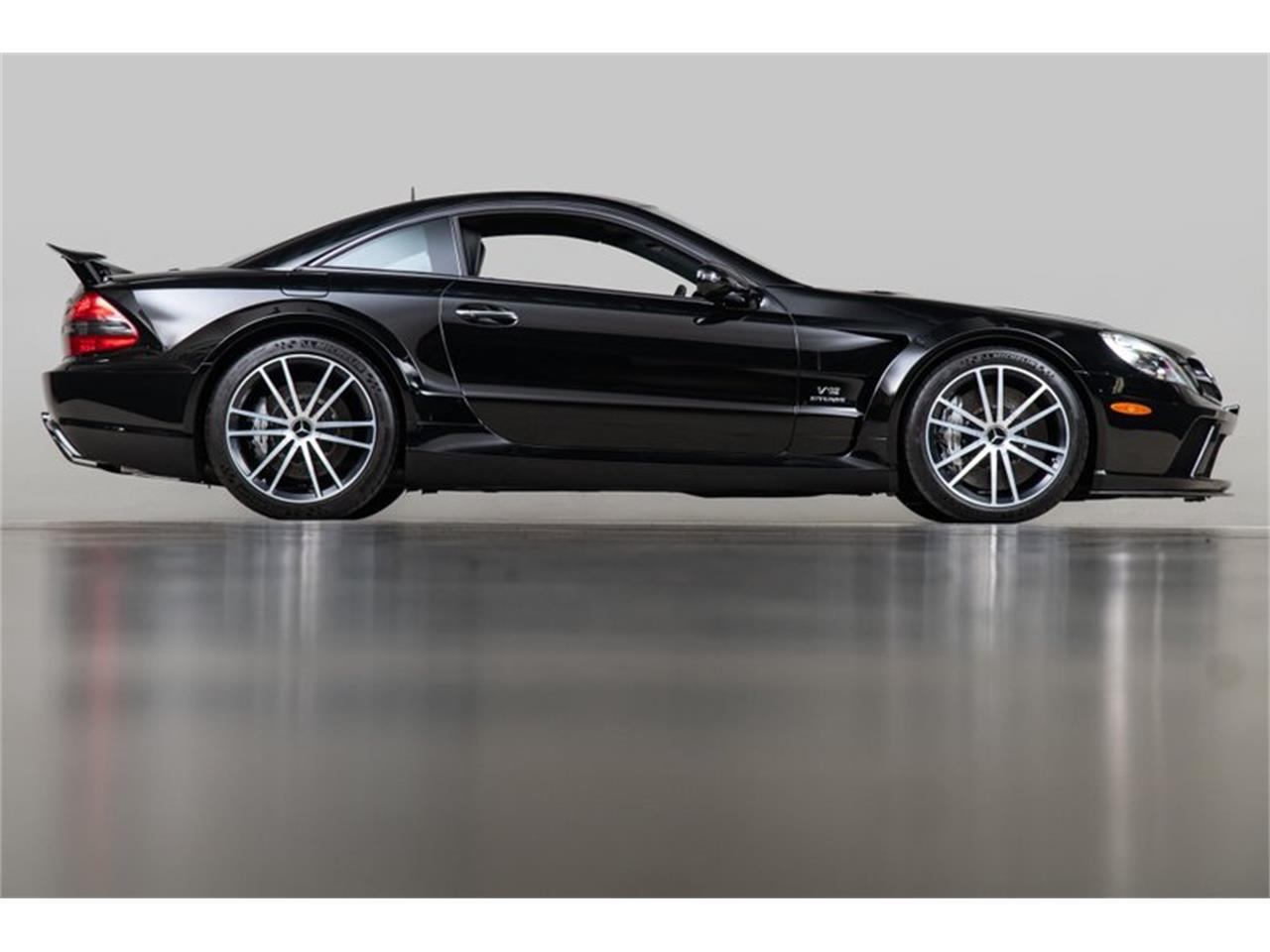 2009 Mercedes-Benz SL65 (CC-1381893) for sale in Scotts Valley, California