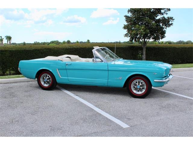 1965 Ford Mustang (CC-1380192) for sale in Sarasota, Florida
