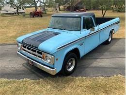 1968 Dodge D100 (CC-1381933) for sale in Fredericksburg, Texas