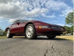1993 Chevrolet Corvette (CC-1381936) for sale in Fredericksburg, Texas