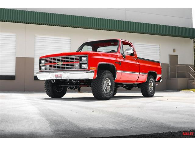 1984 Chevrolet K-10 (CC-1381939) for sale in Fort Lauderdale, Florida