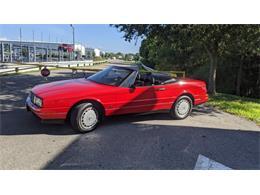 1989 Cadillac Allante (CC-1380194) for sale in Palmetto, Florida