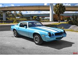 1978 Chevrolet Camaro (CC-1381942) for sale in Fort Lauderdale, Florida