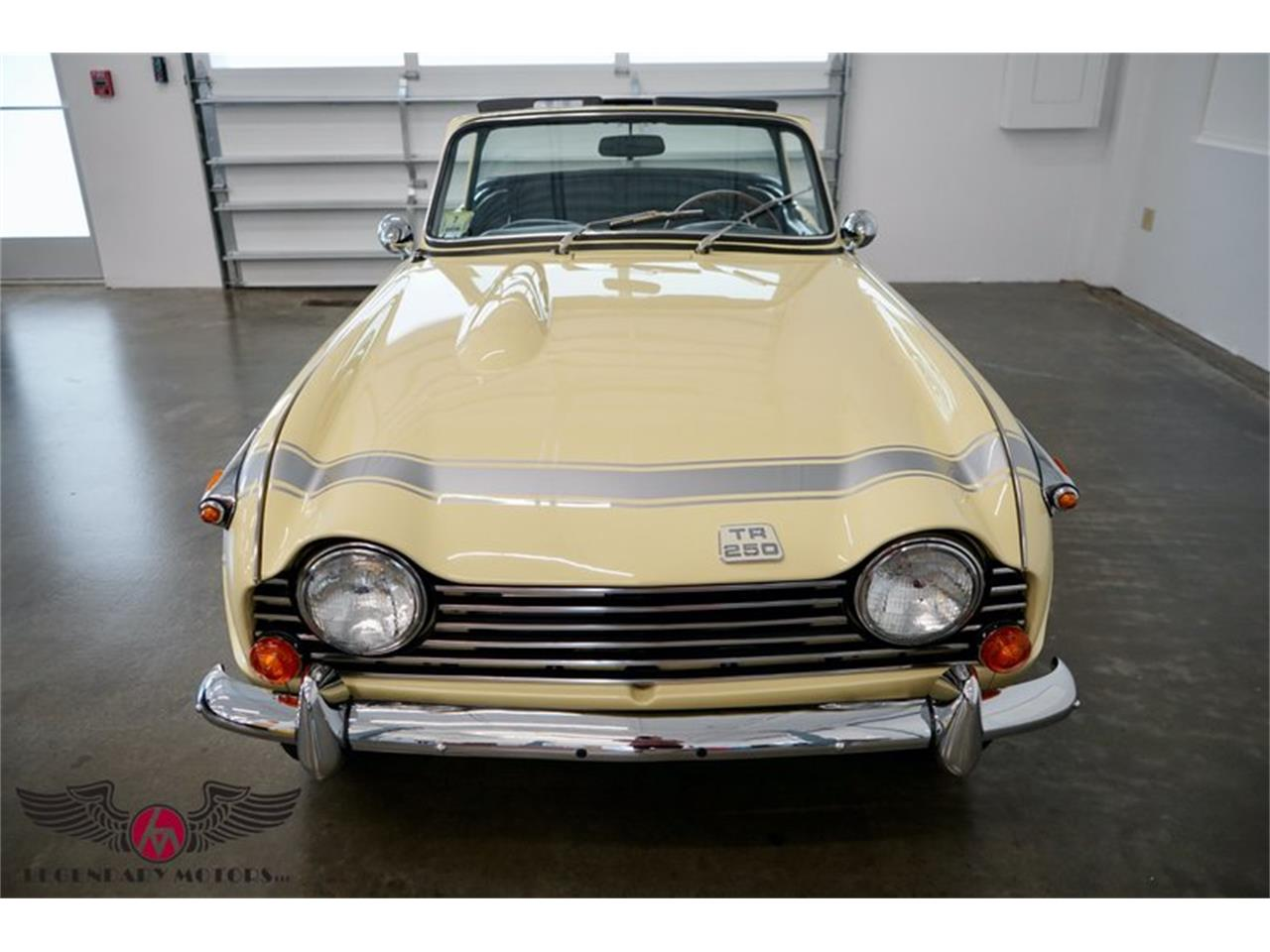 1968 Triumph TR250 (CC-1381964) for sale in Beverly, Massachusetts