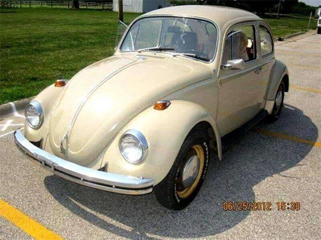 1969 Volkswagen Beetle (CC-1381973) for sale in Midlothian, Texas