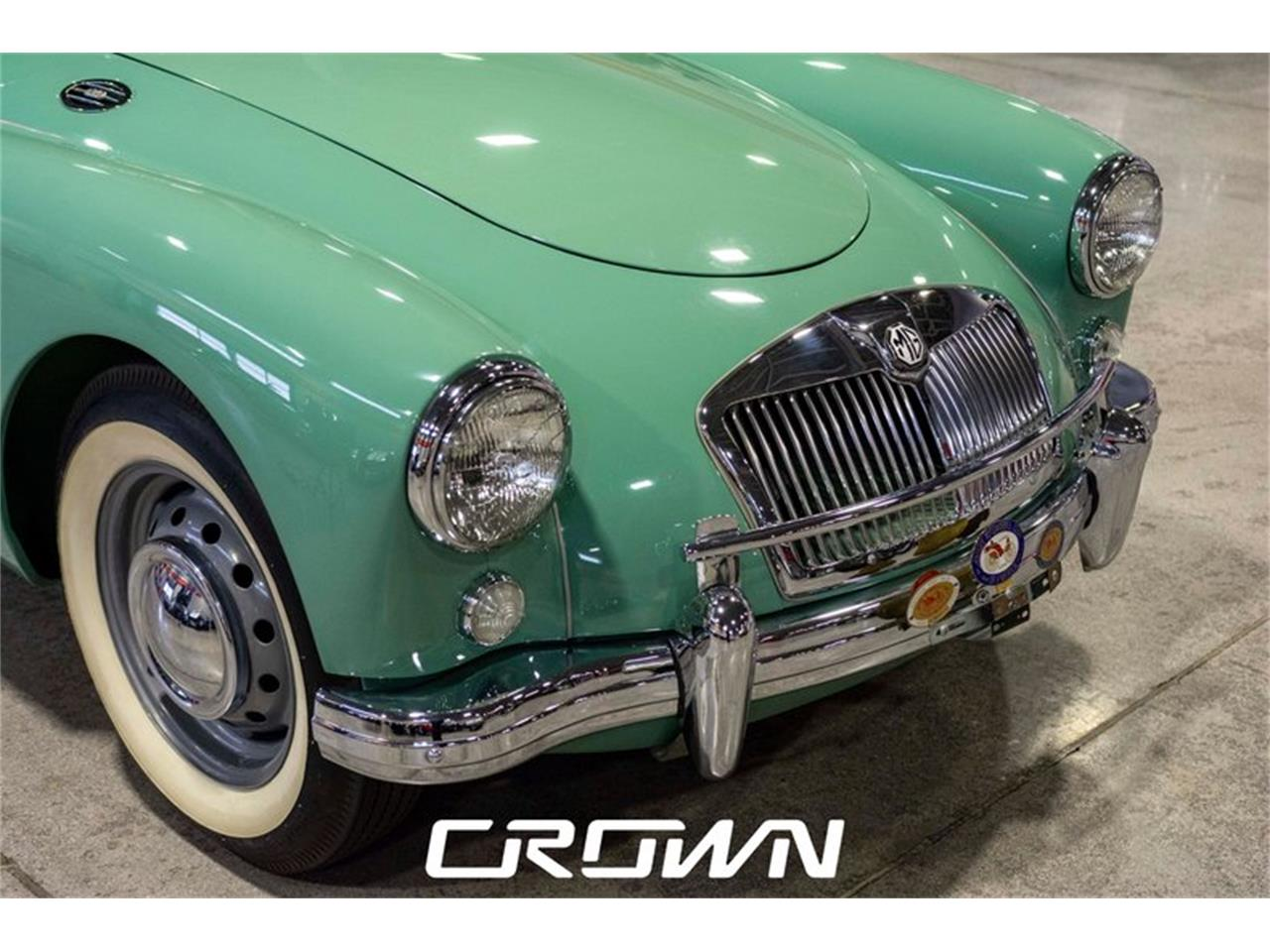 1958 MG MGA (CC-1381975) for sale in Tucson, Arizona
