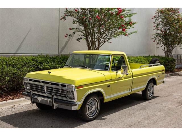 1973 Ford F100 (CC-1381984) for sale in Orlando, Florida