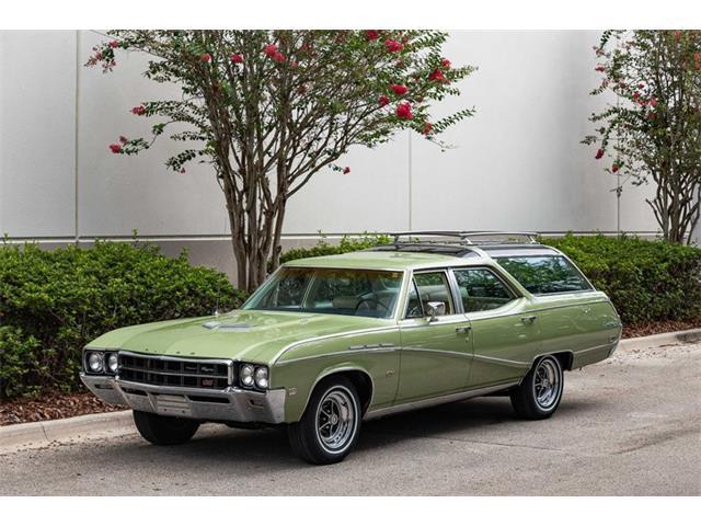 1969 Buick Sport Wagon (CC-1381986) for sale in Orlando, Florida