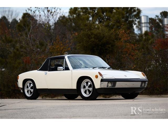1970 Porsche 914 (CC-1381992) for sale in Raleigh, North Carolina