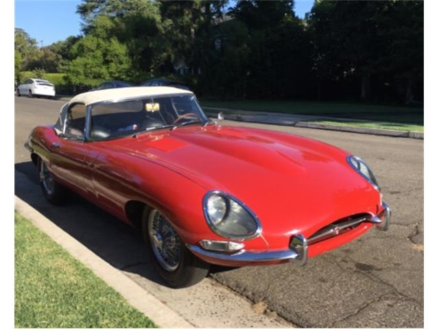 1962 Jaguar E-Type (CC-1380201) for sale in Astoria, New York
