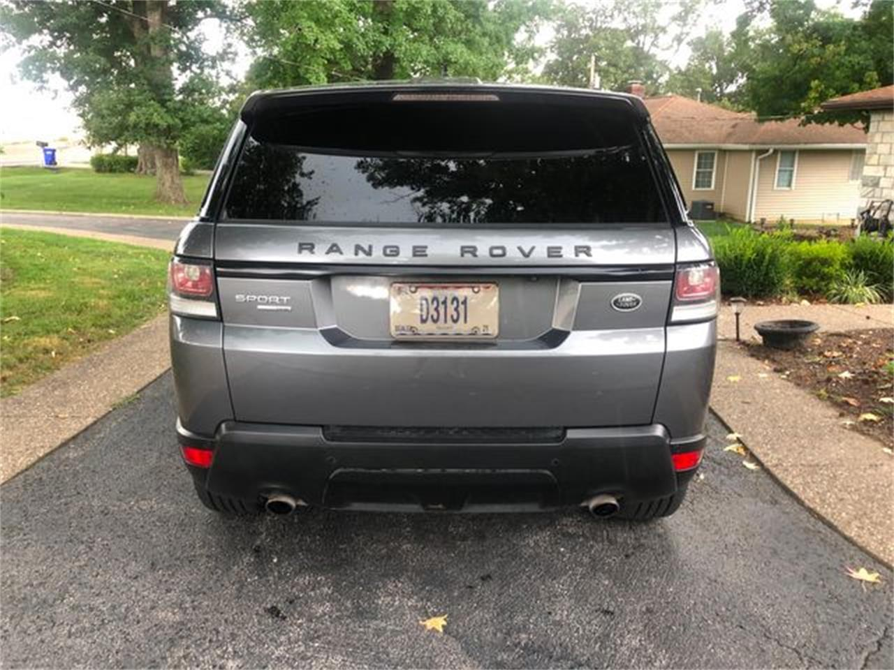 2015 Land Rover Range Rover Sport (CC-1382015) for sale in Valley Park, Missouri