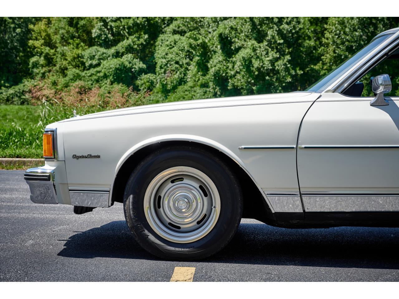 1985 Chevrolet Caprice (CC-1382027) for sale in O'Fallon, Illinois