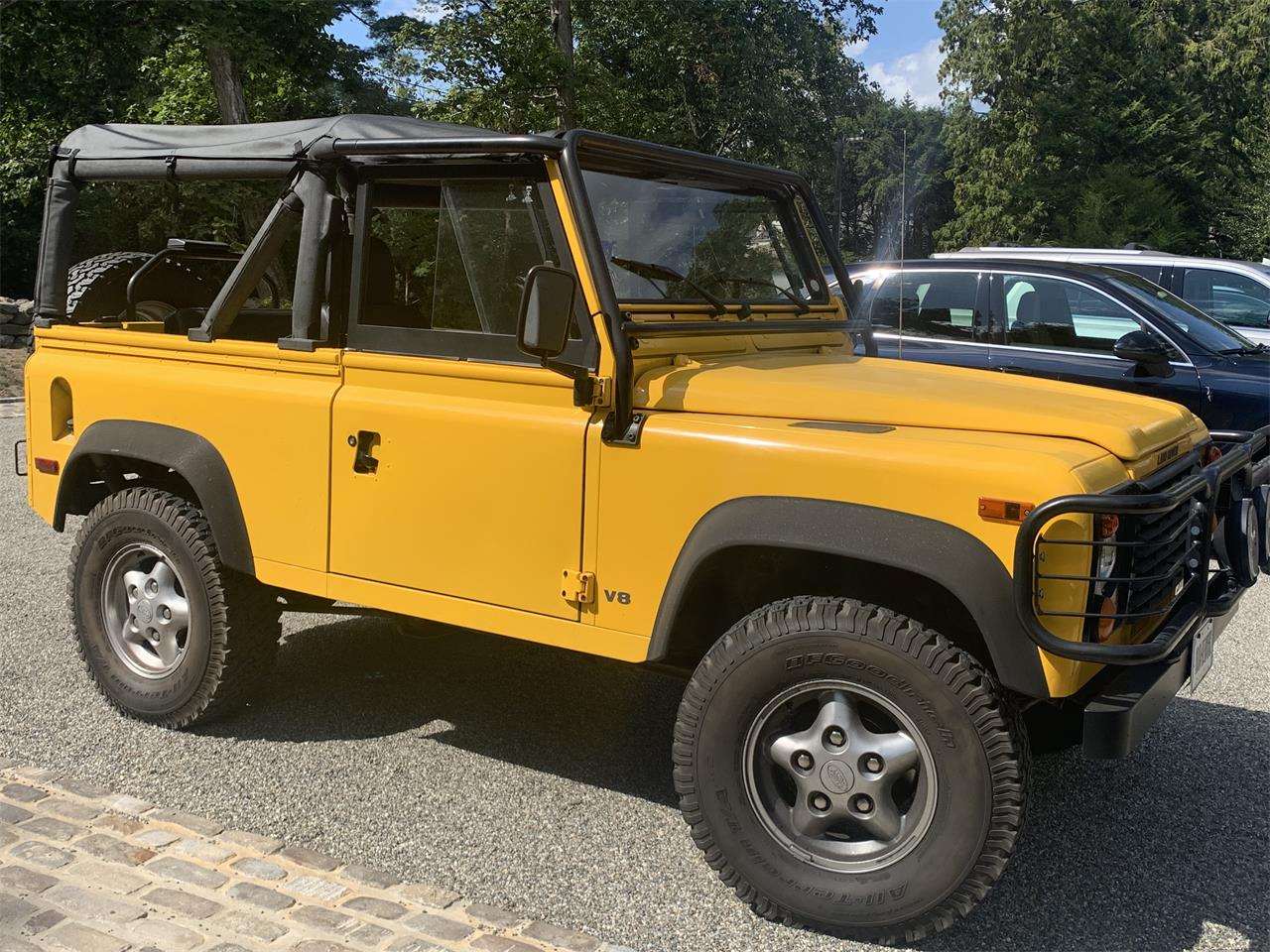 1997 Land Rover Defender (CC-1382039) for sale in Greenwich , Connecticut