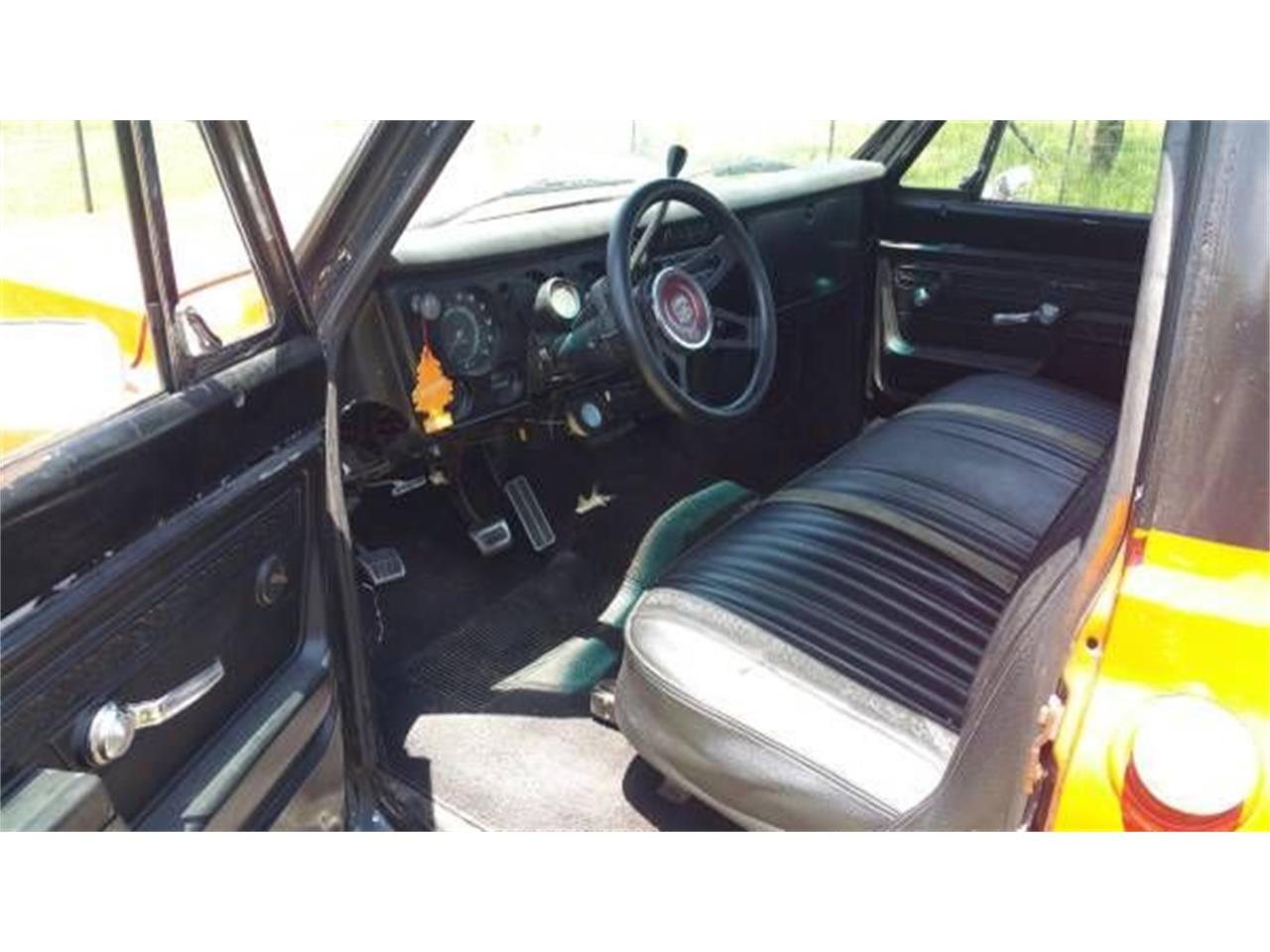 1972 GMC 1500 (CC-1380204) for sale in Cadillac, Michigan