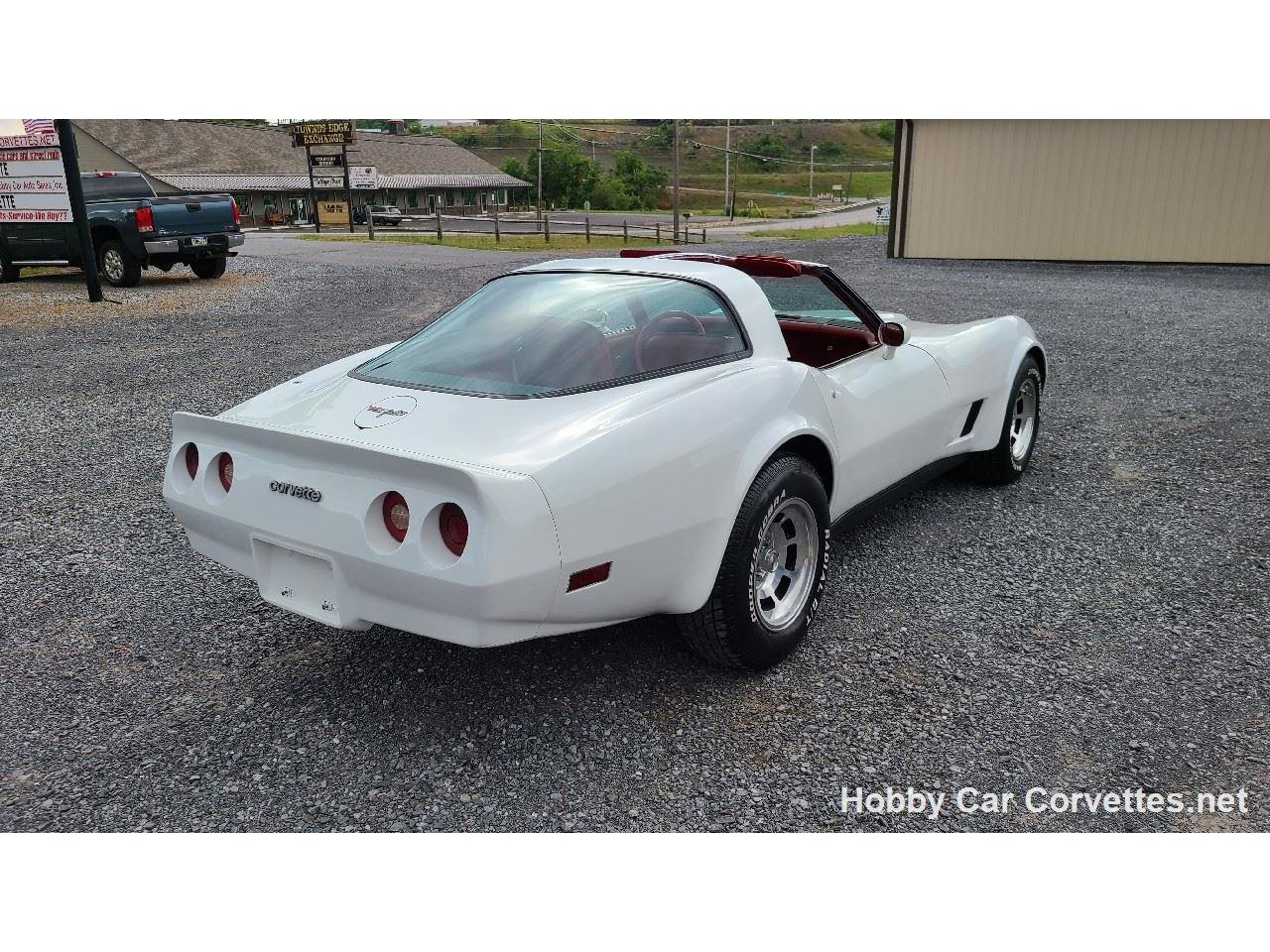 1981 Chevrolet Corvette (CC-1382042) for sale in martinsburg, Pennsylvania