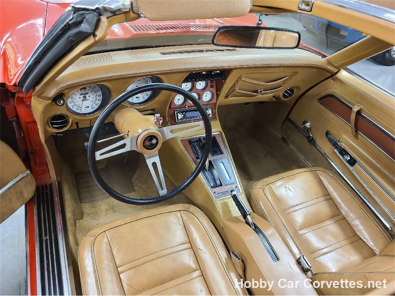 1975 Chevrolet Corvette (CC-1382044) for sale in martinsburg, Pennsylvania