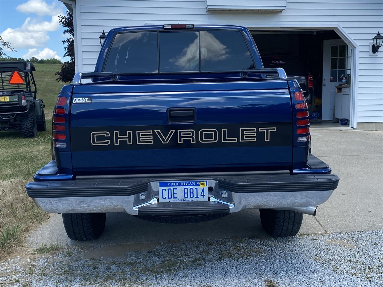 1996 Chevrolet C/K 1500 (CC-1382048) for sale in Cass City, Michigan